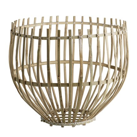 Round basket, D53xH40, natural