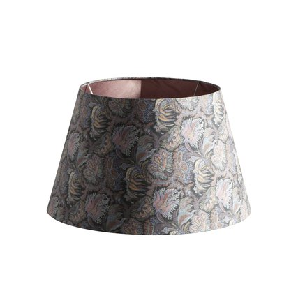 Lamp shade, Liberty, 35 x H 20 cm, cotton, boho
