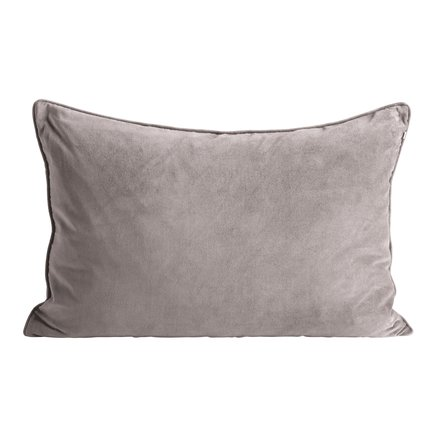 Cushion cover, 50x75, velvet, kit