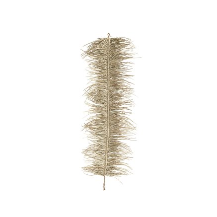 Beautiful deco for hanging, sea grass, 40 x 150 cm, nature