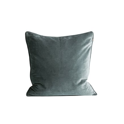 Cushion cover, 50x50, velvet, urban