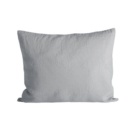 Cushion cover in linen, 50 x 60 cm, STANDARD 100 by OEKO-TEX®, mist