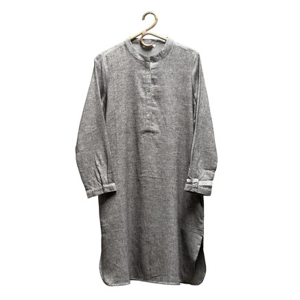 Long nightshirt, size XS/S, thunder