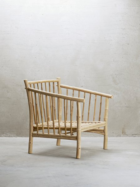 tinekhome bamboo chair