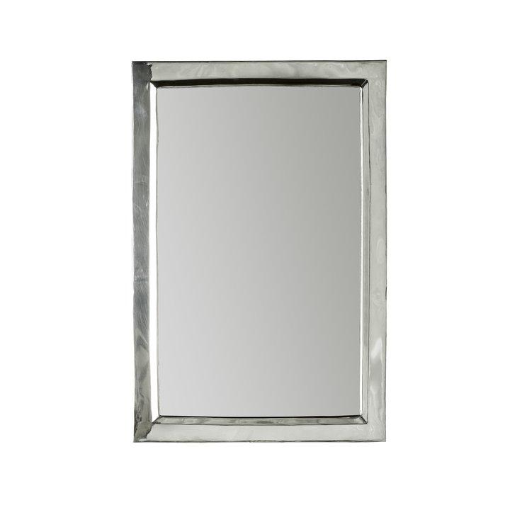 Handmade Silver Mirror 40 X 60 Cm, Framed Mirror 40 X 60