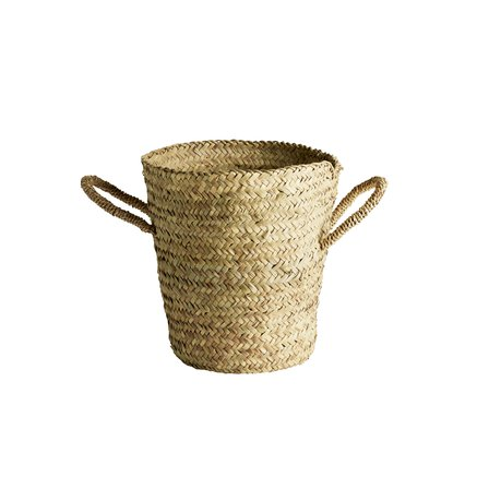 Small basket with large handles